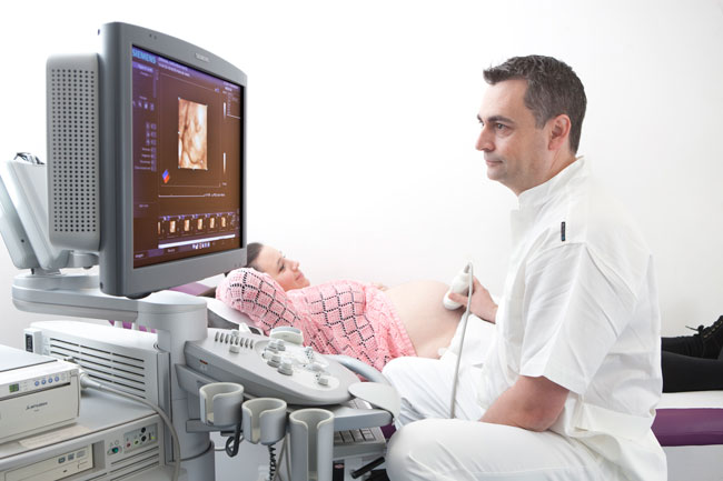 Echography 4D